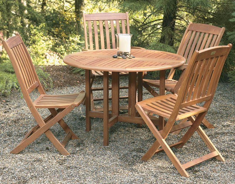 Good Eucalyptus Patio Furniture: The Affordable And Sustainable Choice
