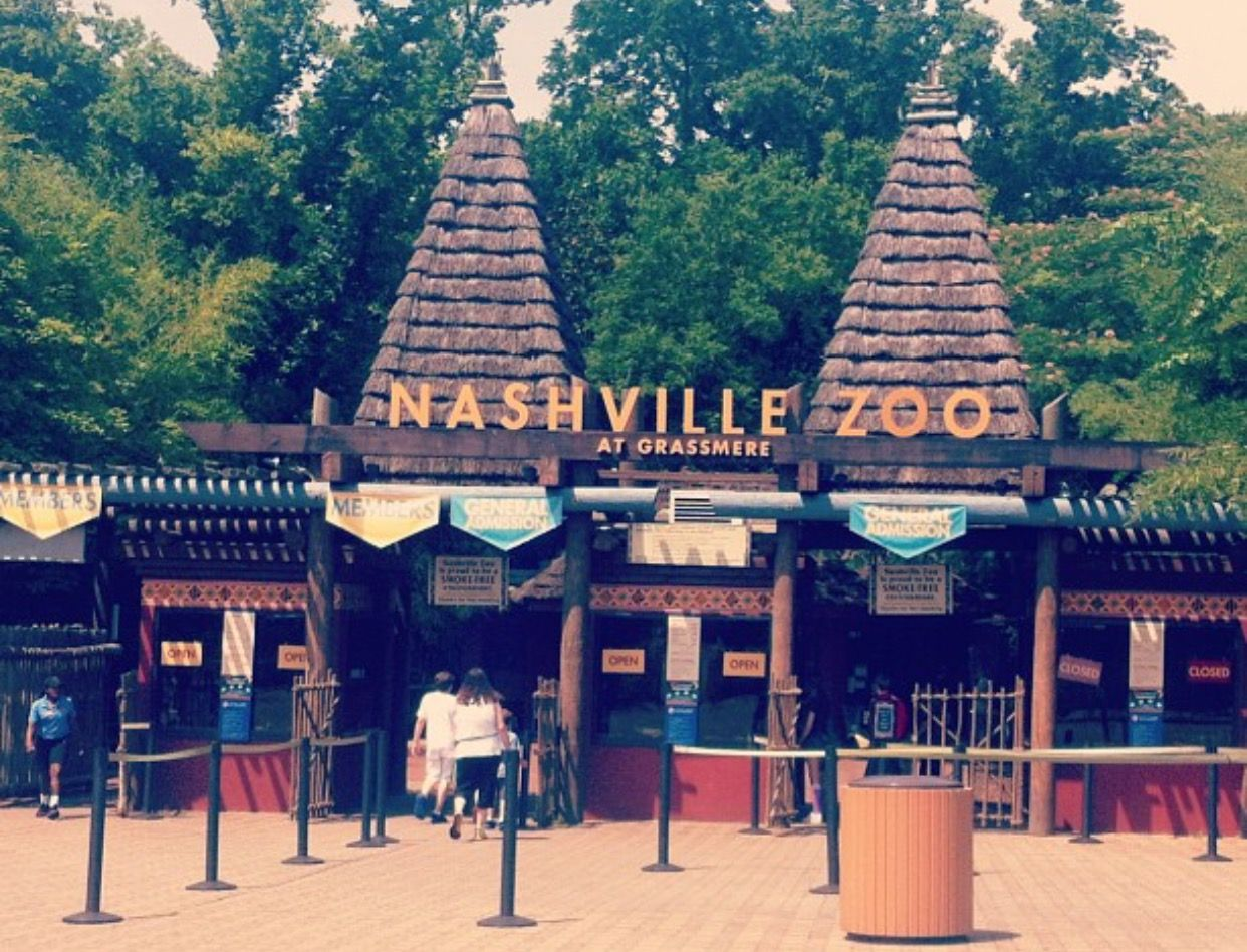 The Nashville Zoo at Grassmere is a zoo located in Nashville, Tennessee opened in 1990. This zoo is about 200 acres and currently has 1996 species. The Nashville Zoo at Grassmere is an accredited member of the Association of Zoos and Aquariums (AZA).