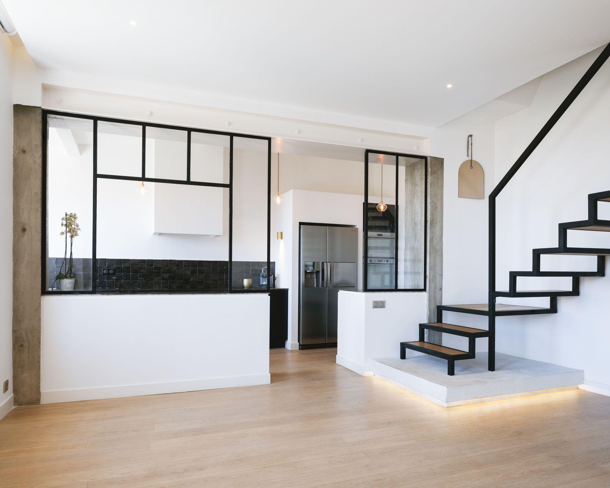 bertrand guillon architecture architecte marseille maison gm r novation int rieur. Black Bedroom Furniture Sets. Home Design Ideas