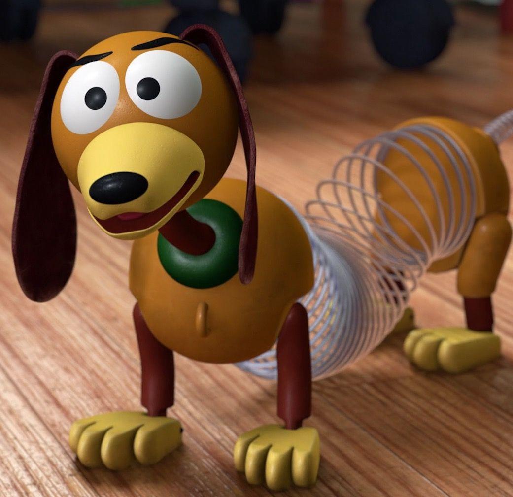Slinky Dog Disney Wiki Fandom Powered By Wikia Toy Story Toons Disney Disney Dogs
