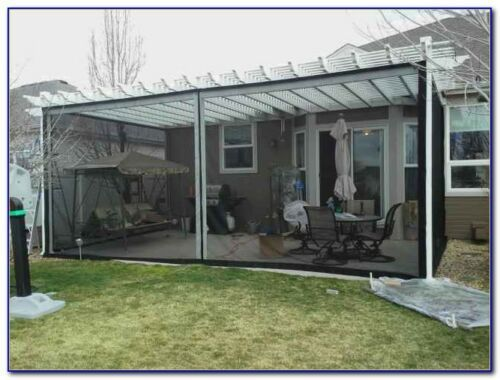 Details about Mosquito Net Netting Screen Awning Canopy ...