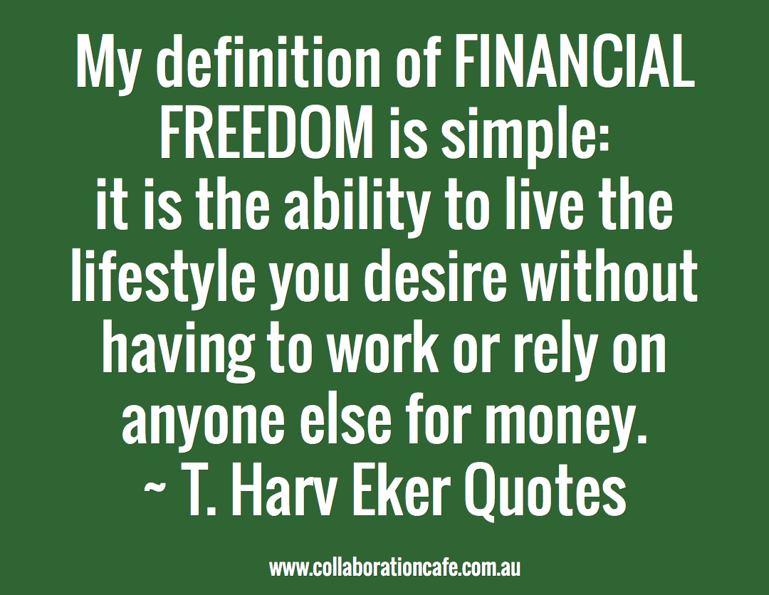 What is the Definition of Financial Independence?