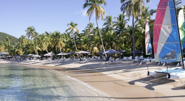 Curtain Bluff Review Beach Hotels Best Vacations Caribbean