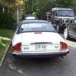 Jaguar modèle très rare décapotable, XJSC 1988, V12 ,84000 KM