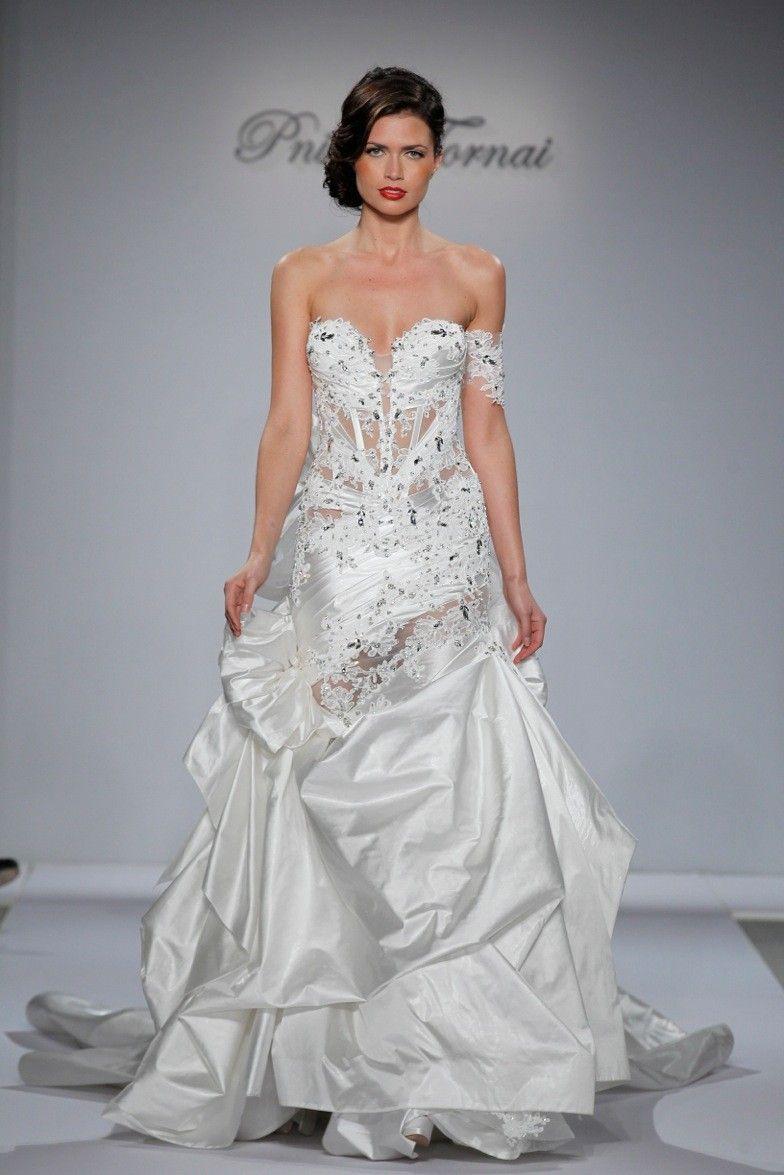 Pnina tornai for kleinfeld in wedding dresses pinterest
