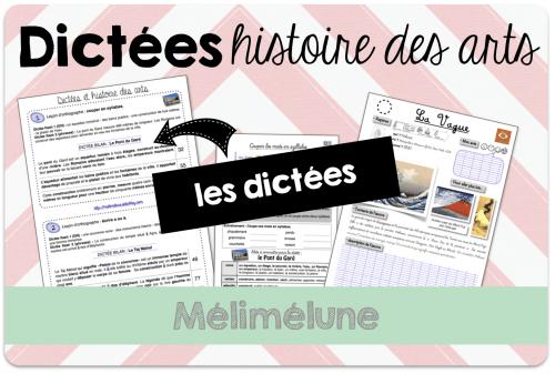 Les Dictees Histoire Des Arts Total Visits 0 Histoire De L Art Dictee Cm2 Dictee Ce1