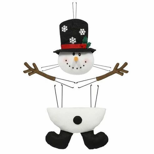 Snowman Wreath Decor Kits, Head, Legs, Butts — Buy 2 Get 1 FREE at Trendy Tree