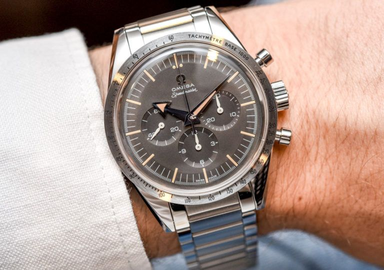 """Hands-On the Omega 1957 """"Trilogy"""" - Speedmaster, Seamaster & Railmaster. Details with many pictures, video and pricing now live on our site! @omega"""