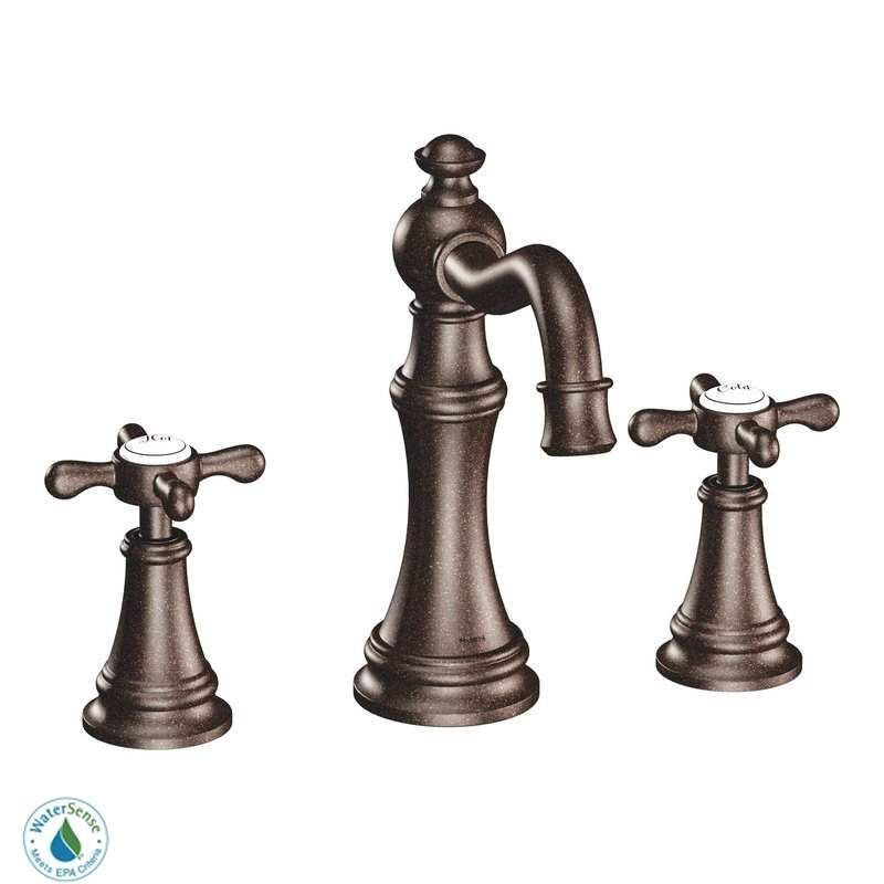 Moen Ts42114 Bathroom Faucets Bronze Bathroom Sink Faucets