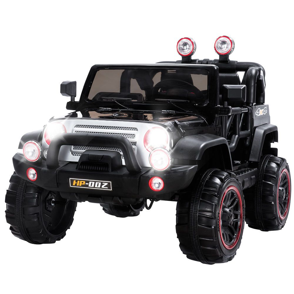 12v Battery 3 Speed Kids Ride On Cars Electric Power W Remote
