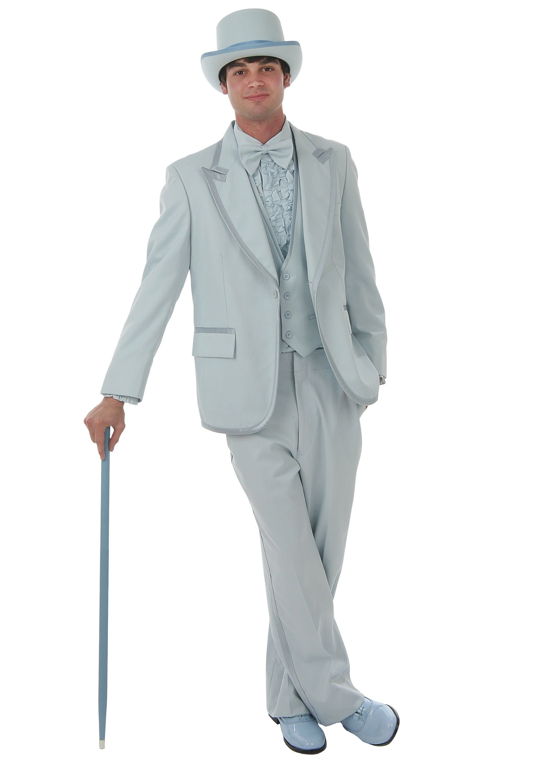 Deluxe Baby Blue Tuxedo | Plus Size Halloween Costumes | Pinterest ...