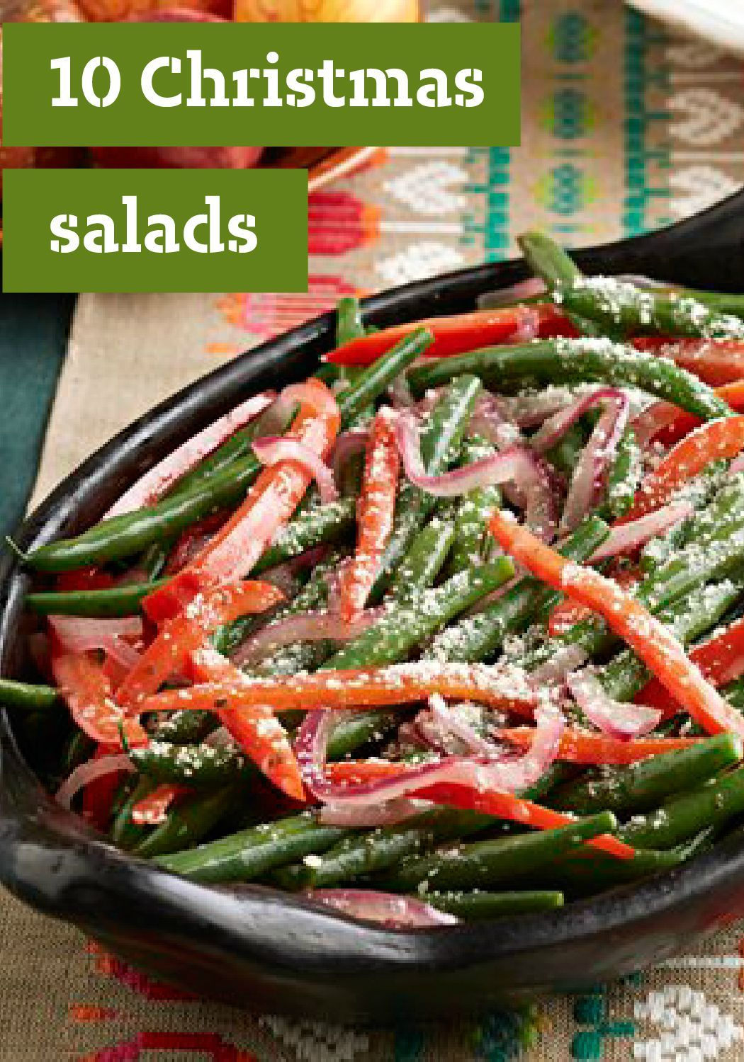 10 christmas salads these christmas salad recipes are a celebration of in season winter greens colorful citrus wedges and classic jell o salads