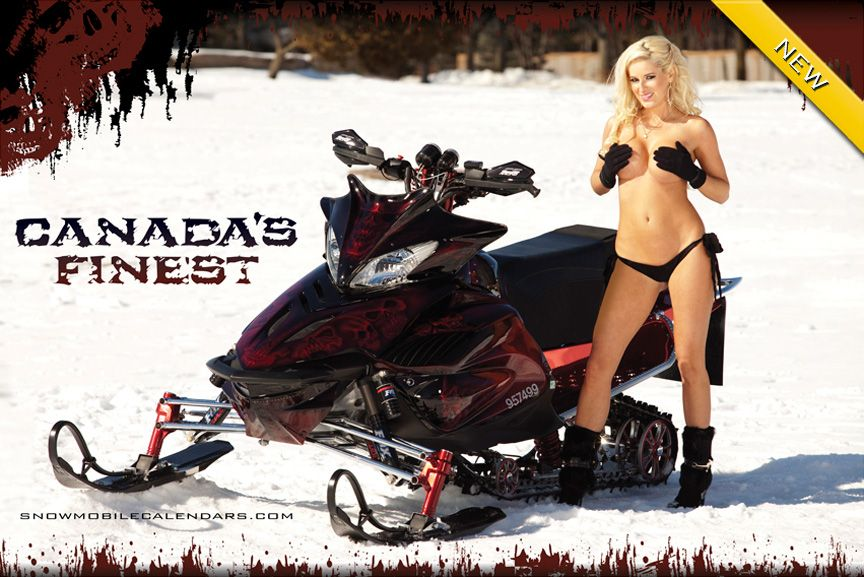 Sexy babes on snowmobiles, irish red hair naked girls pics