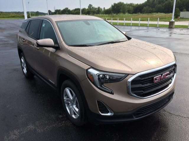 2018 gmc terrain colors release date redesign price now when