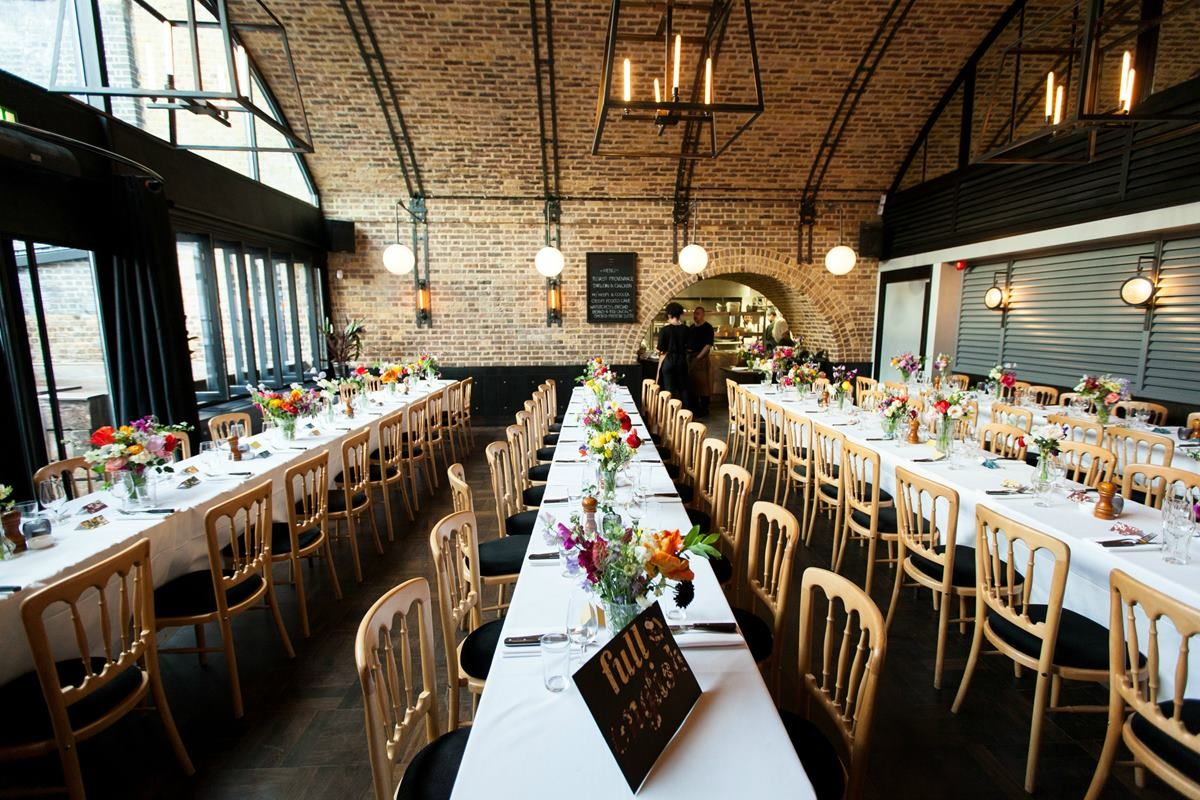 This Alternative East London Wedding Venue Is Relaxed But Totally Beautiful Venues Venuehire