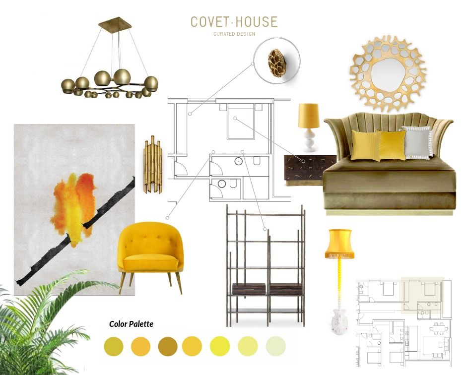color concept for interior design trends