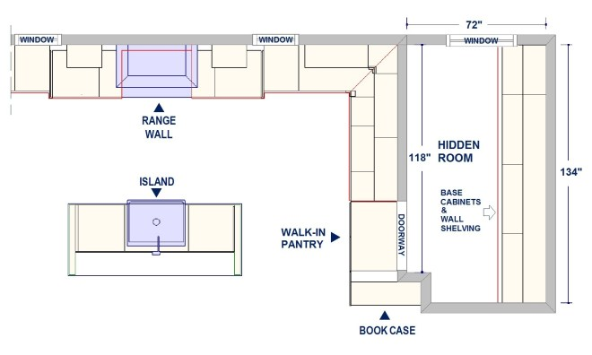 Step Into A New Kind Of Pantry Northeast Building Supply Kitchen Floor Plans Pantry Layout Pantry Room