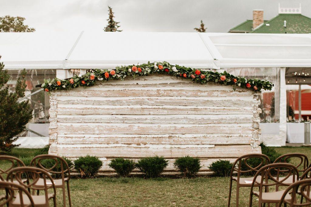 Deane House A Garden Wedding Calgary Wedding Venues Outdoor Wedding Venues Wedding Venues