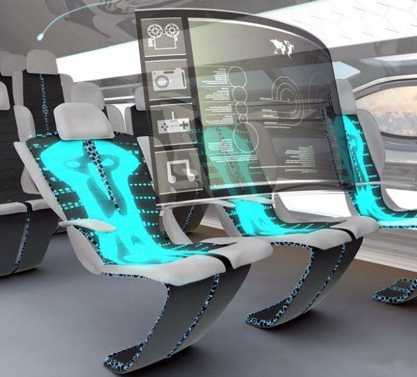 25 Zukunft Computer Technologie 2050airbus Transparent Flugzeug Wird In 2050 T Fliegen New Technology Computer Technology Amazing Technology
