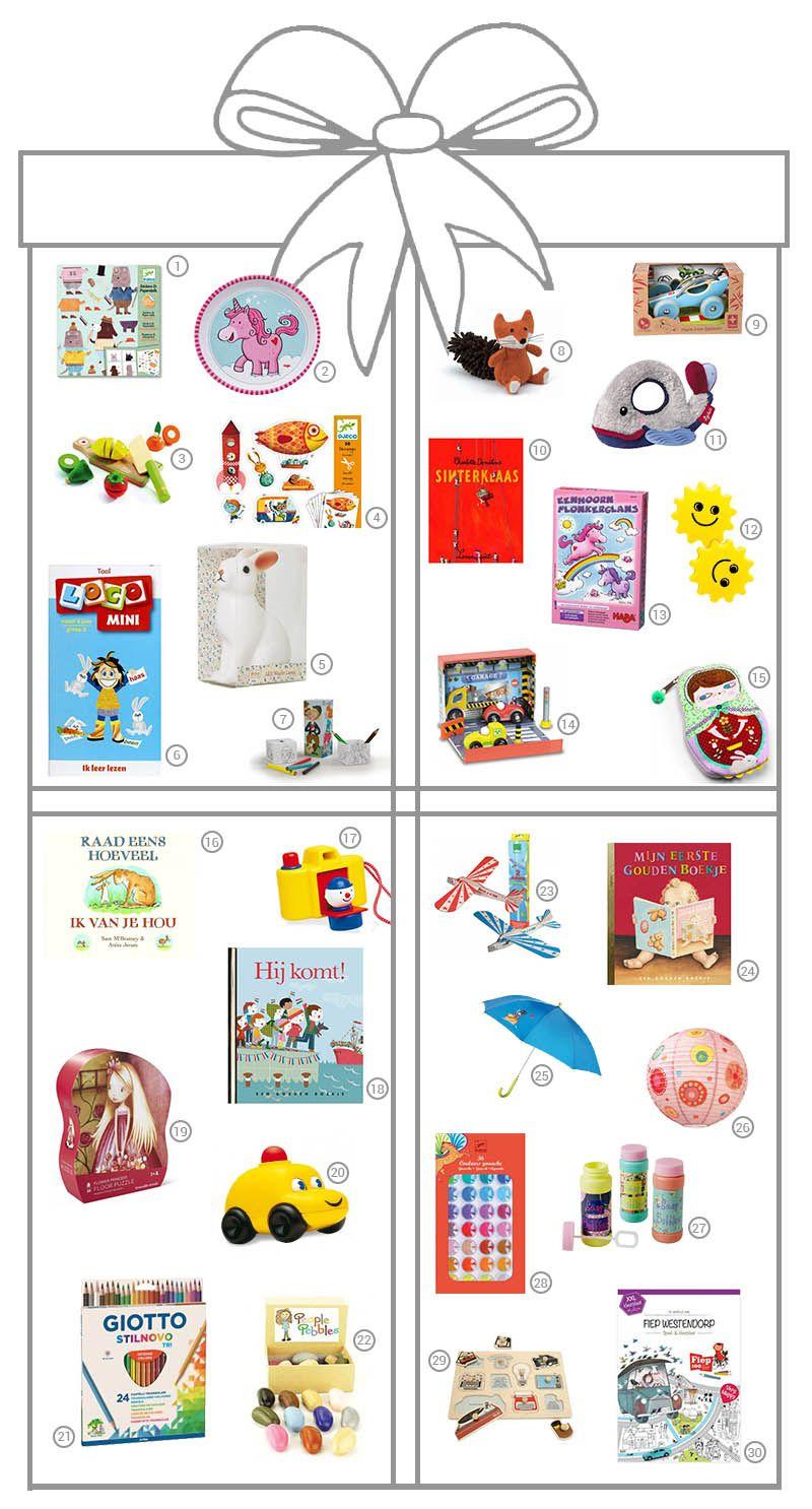 30 Sinterklaas Cadeautjes Onder De 15 Euro Sinterklaas