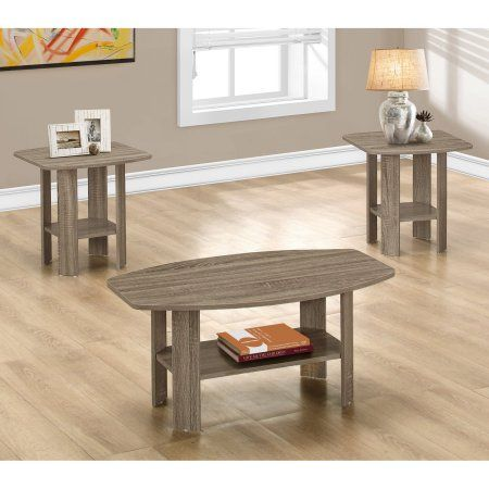 Home 3 Piece Coffee Table Set Table Settings Table
