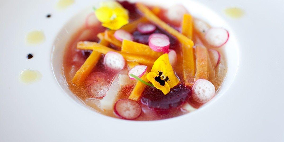 Restaurant - Hôtel Golf Parc Robert Hersant - Hôtel 3 étoiles - La Chaussée d'Ivry #gastronomy #french #food #gastronomie #hotel #restaurant #france