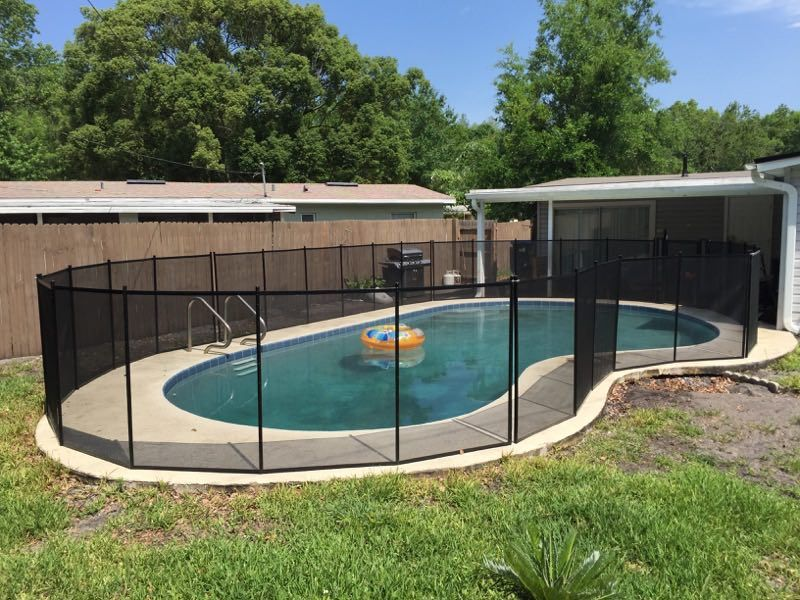 Orange city pool safety baby barrier of volusia county