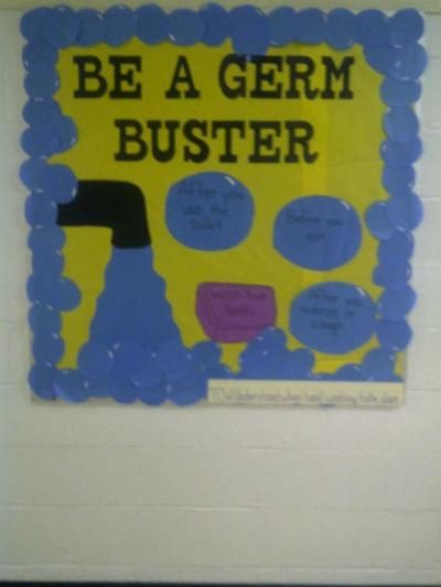Nurse Office Bulletin Boards http://pinterest.com/pin