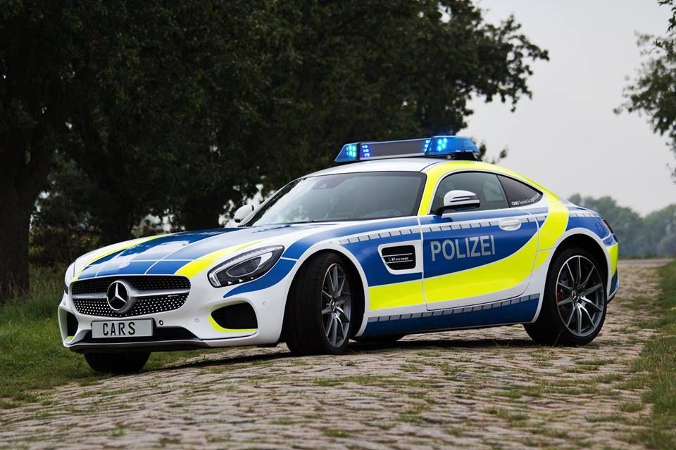 Mercedes Benz AMG GT Police Car | POLICE | Pinterest | Police cars