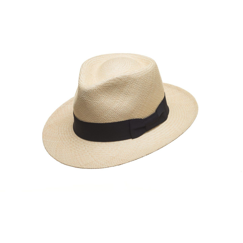 Tradicional Natural Genuine Panama Hat Sombrero De Hombre Sombrero Panama Sombrero Espanol