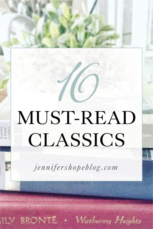16 mustread classics must read classics book