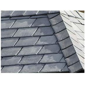 Inspire Synthetic Classic Slate Field Tiles Class C Specify Color Roofing Fibreglass Roof