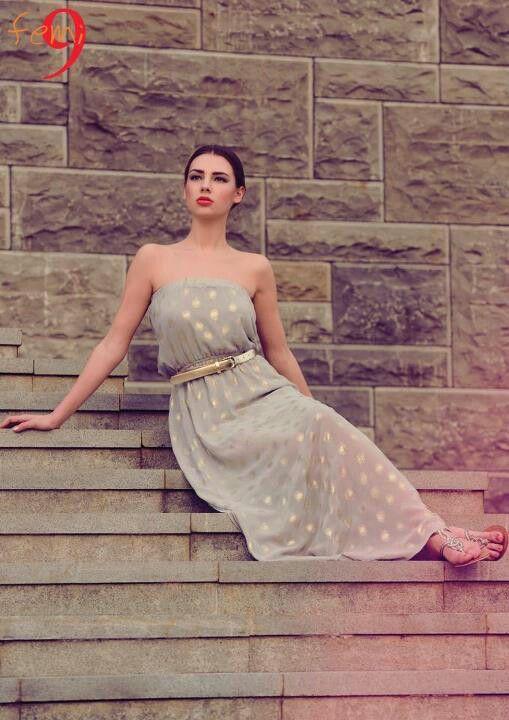 Femi 9 Spring Summer 2013 Collection Formal Dresses Dresses Strapless Dress Formal