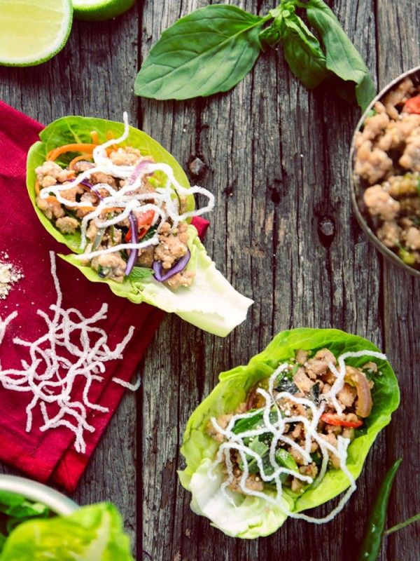Image Result For Recipe Yummy Larb Moo Thai Spicy Minced Pork Salad