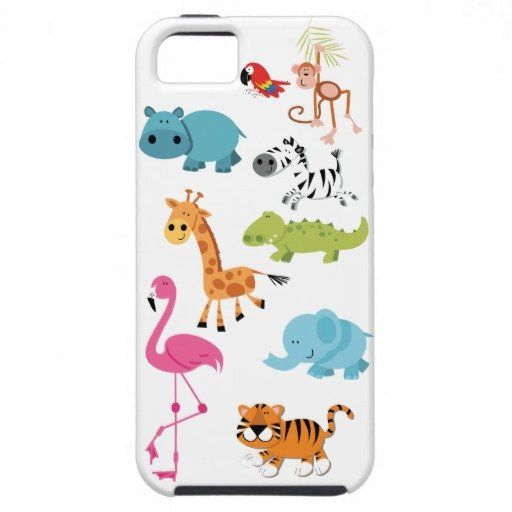 Animals iPhone 5 Cover