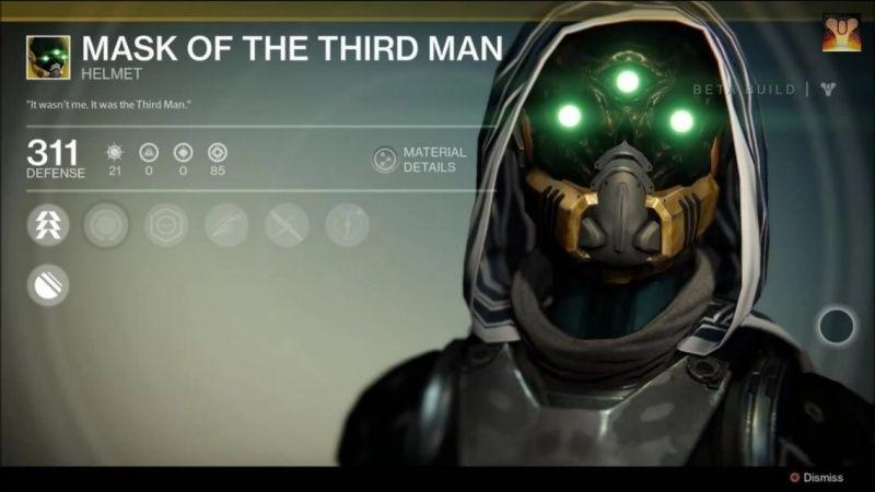 Destiny Best Hunter Armor