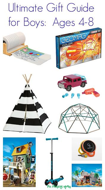 Toys For Boys Age 4 : Ultimate gift guide for boys ages craft and toy