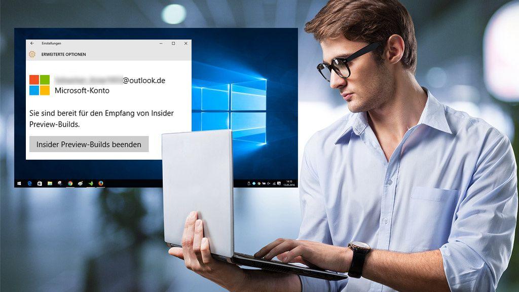 Jetzt lesen: Windows 10: Neuerungen testen bevor es andere tun - http://ift.tt/2msvBgS #nachrichten