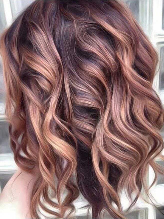 51 Gorgeous Hair Color Worth To Try This Season Fall Hair Color For Brunettes Gorgeous Hair Color Hair Styles