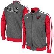 Chicago Bulls On Court Track Jacket