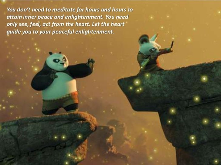 Showing Gallery For Kung Fu Panda Quotes  Just saying