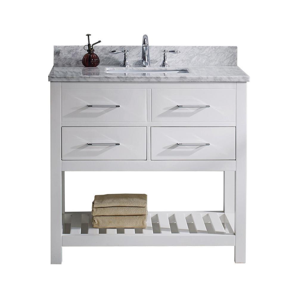 19+ White bathroom vanities with tops model