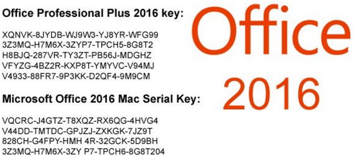 Microsoft Office 2016 Product Key Makes It More Pleasant And Comfortable When Used Microsoft Office Professional Plus 201 Microsoft Office Microsoft Ms Office
