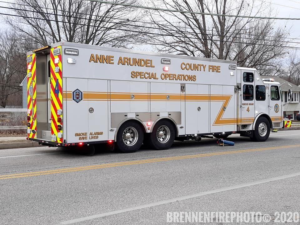 Pin by Fire Truck Fan on Heavy Rescues in 2020 (With