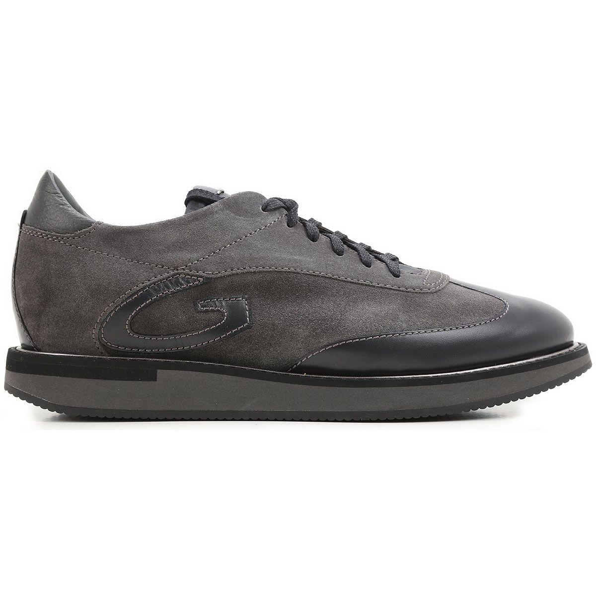 Chaussures De Sport Pour Les Hommes En Vente, Baltiques Bleu, Cuir, 2017, 40 Hogan