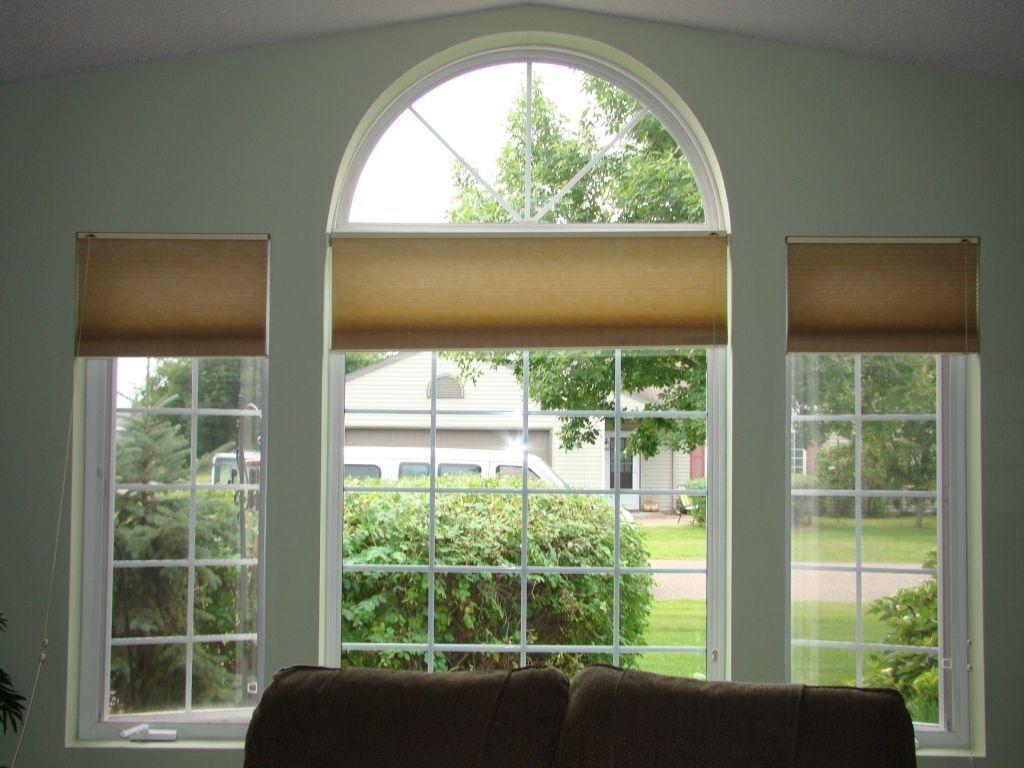 Window treatment ideas for arched windows  arched window treatments picture palladium windows ideas decorative