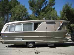 1961 Holiday House Tandem 24 Very Rare 24 Ft Long Twin Axle 1961 Holiday House Vintage Trailer At Holiday Home Vintage Trailer Vintage Travel Trailers