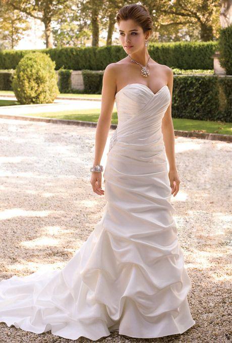 Matthew Christopher - Dahlia | Sweetheart wedding dress, Wedding ...