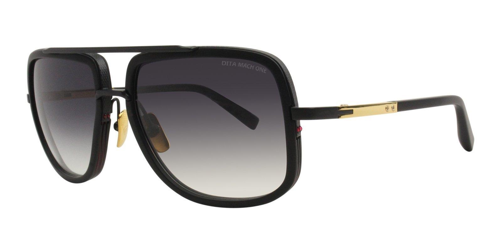 4ae638a072 Dita - Mach One Black - Gray sunglasses