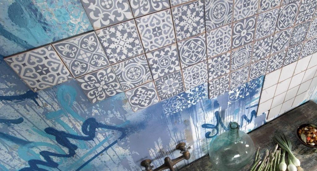 Decorative Tiles Australia Imitation Moroccanfederation Wall And Floor Tiles At Kalafrana